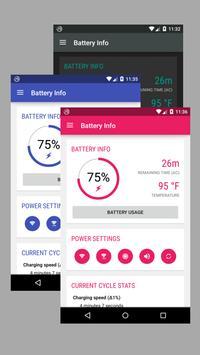 5 Schermata Battery Widget Reborn (Free)