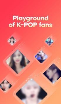 Kpop Star ♡ - Peringkat Idol / Jadwal poster