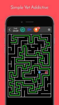 Maze Puzzle poster