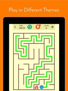 Maze Puzzle screenshot 8
