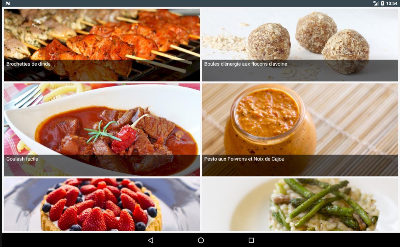 Idee De Brochette.Idee Repas For Android Apk Download