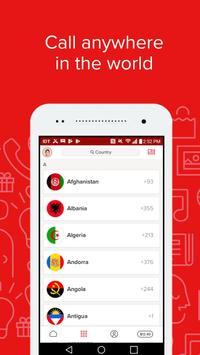 BOSS Revolution: Llamadas+Text captura de pantalla 1