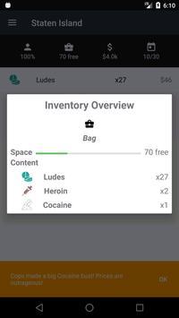 Dope Wars screenshot 5
