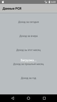 Данные РСЯ poster