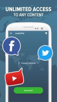 IntelliVPN screenshot 2
