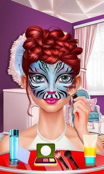 Face Paint Party! Girls Salon screenshot 2