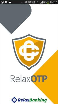 RelaxOTP poster