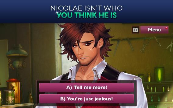 Is It Love? Nicolae - Fantasy screenshot 16