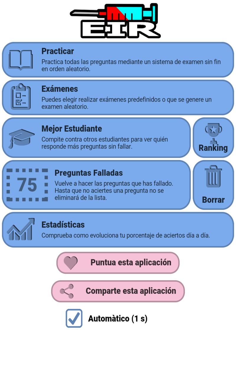 Preguntas Examen Eir Enfermeria For Android Apk Download
