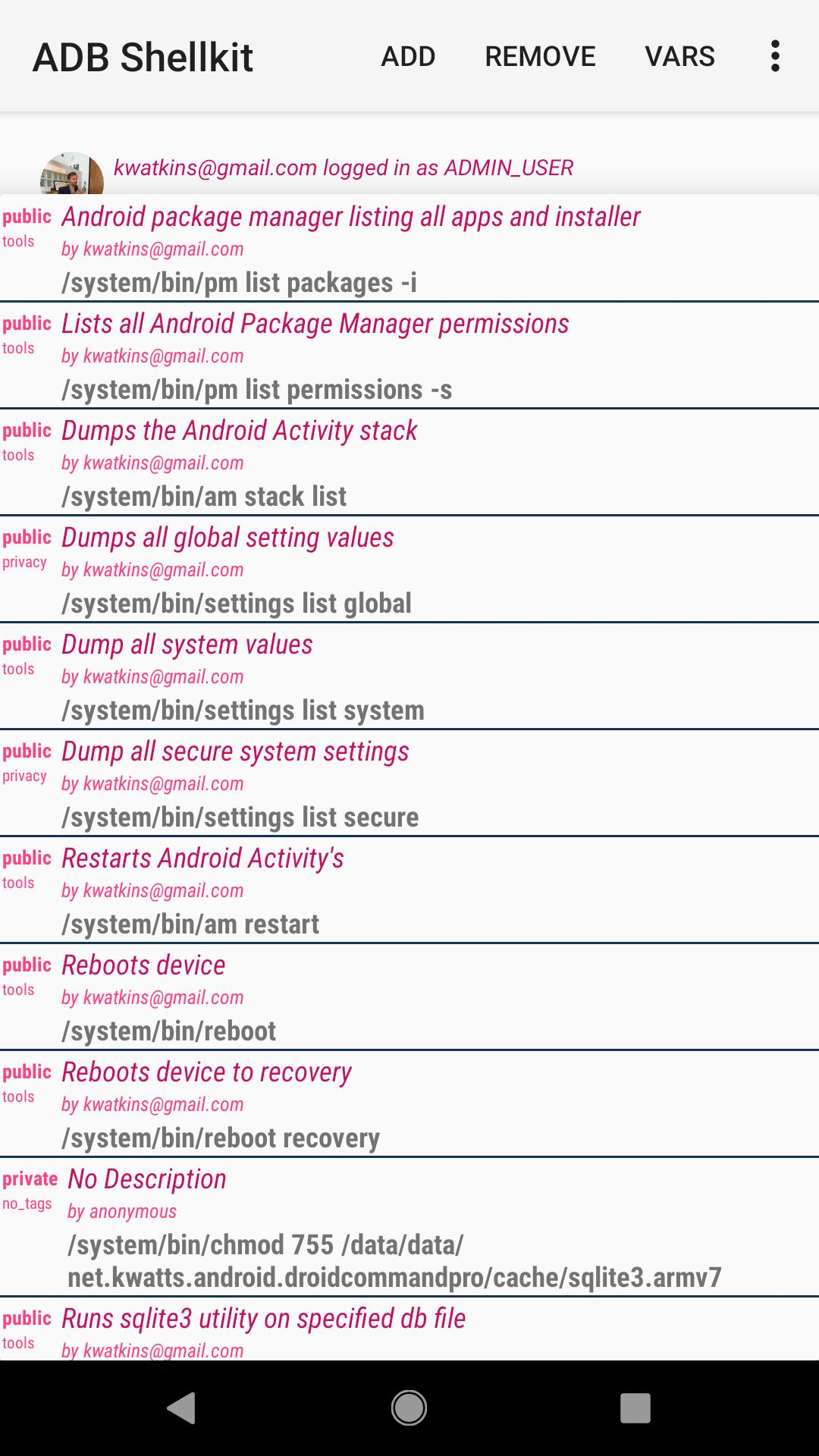 ADB Shellkit for Android - APK Download