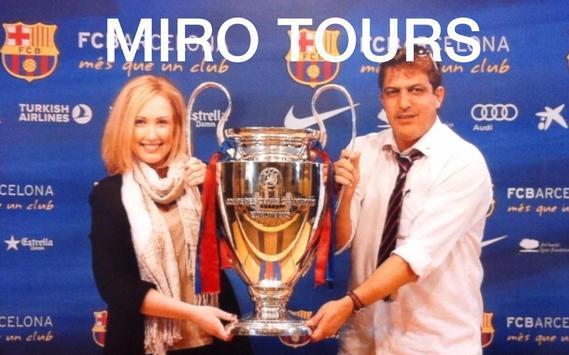 Miro Tours poster