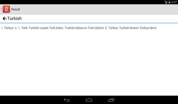 Easy Dictionary screenshot 4