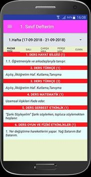 Online Sınıf Defteri screenshot 6