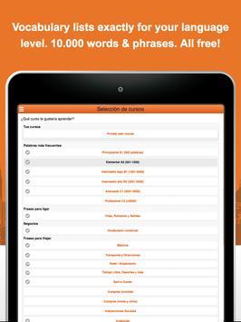 Learn English Words Free screenshot 9