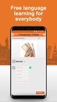 Learn French Vocabulary Free screenshot 4
