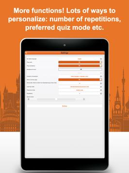 Learn Turkish Words Free screenshot 10