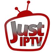 JUST IPTV icon