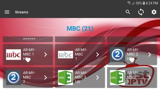 JUST IPTV screenshot 2
