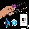 Icona Shows T-money card balance