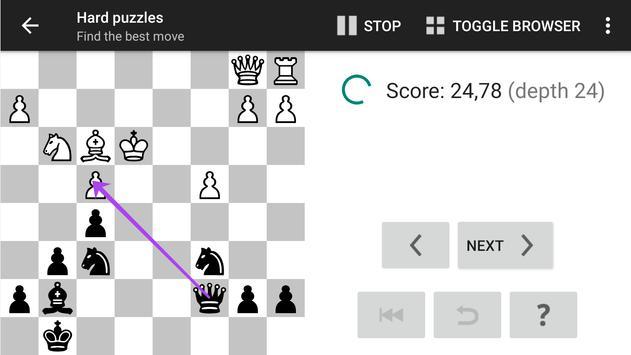 Chess Tactics Pro screenshot 7