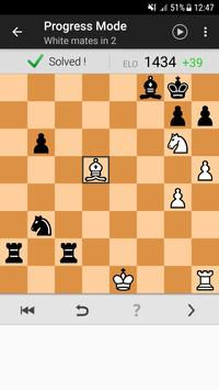 Chess Tactics Pro poster