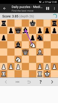 Chess Tactics Pro screenshot 2