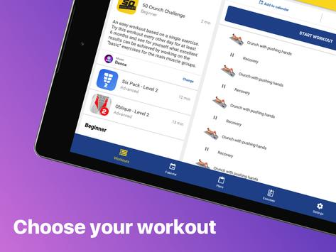 Amazon. Com: chest workout: appstore for android.