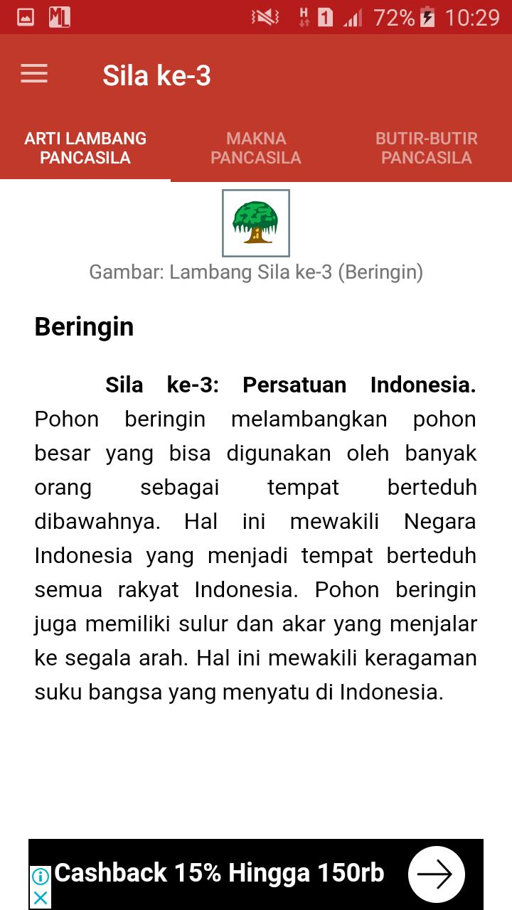 Pancasila Indonesia For Android Apk Download