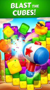 Toon Blast screenshot 1