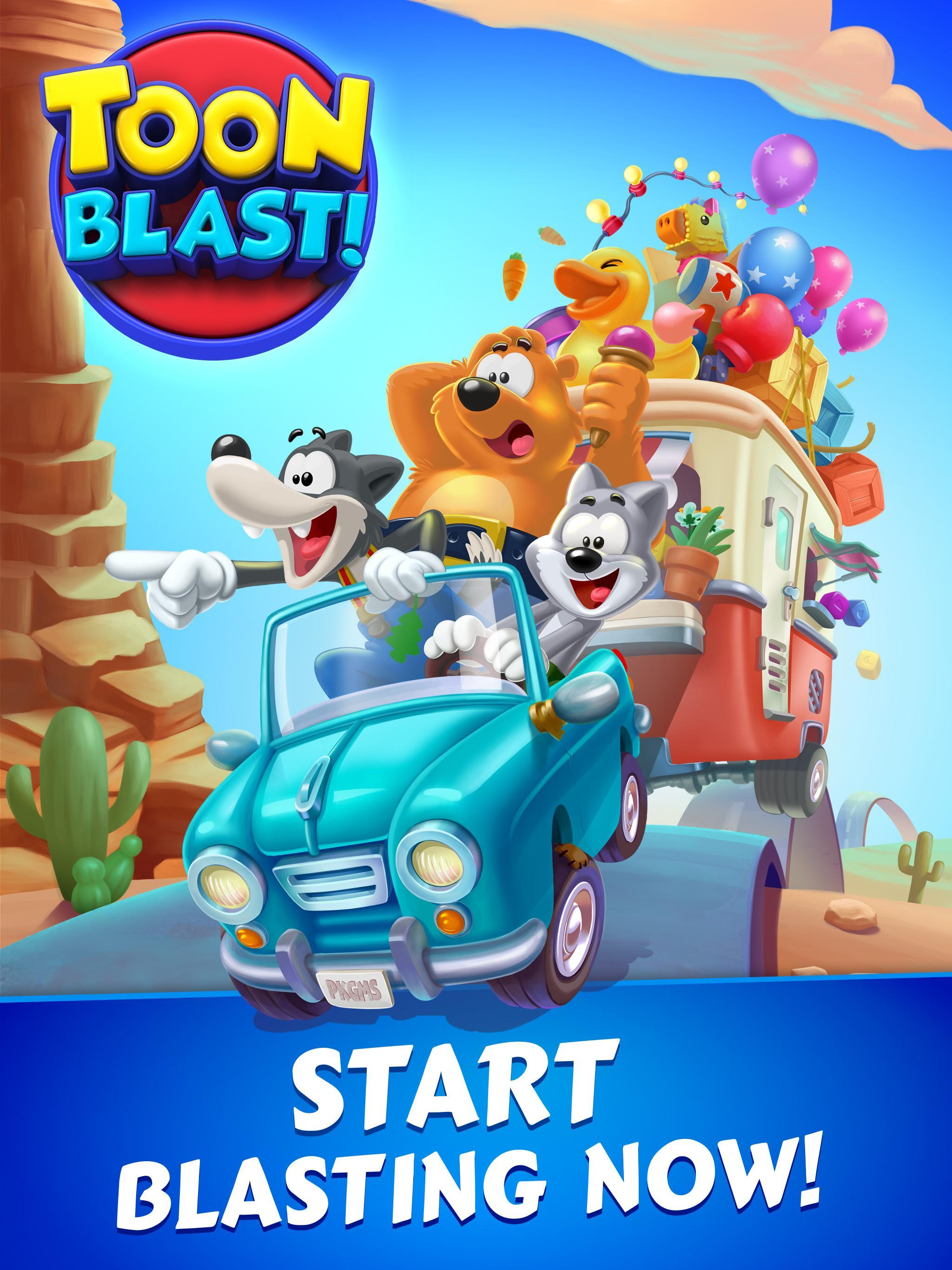 Toon Blast for Android - APK Download