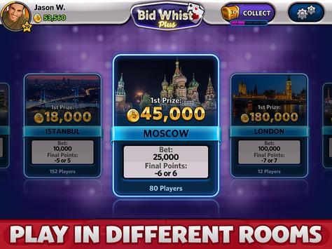 Bid Whist Plus screenshot 11
