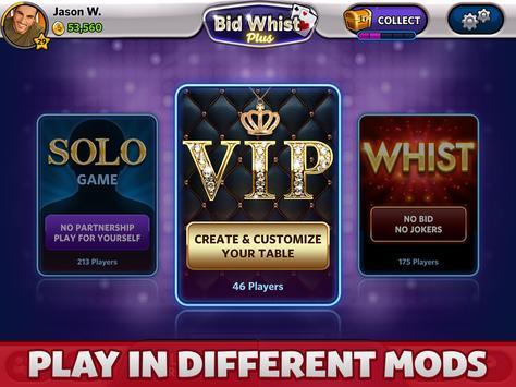 Bid Whist Plus screenshot 7