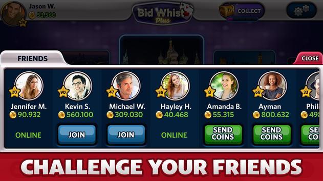 Bid Whist Plus screenshot 4
