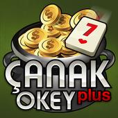 Çanak Okey Plus icon