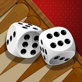 Backgammon Plus أيقونة