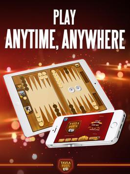 Backgammon Plus تصوير الشاشة 9