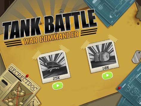Tank Battle : War Commander screenshot 14