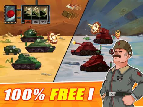 Tank Battle : War Commander screenshot 10