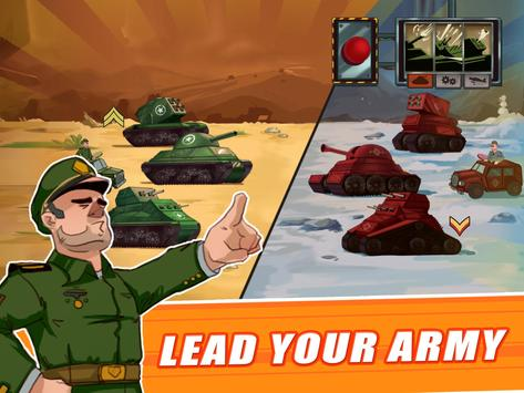 Tank Battle : War Commander screenshot 11