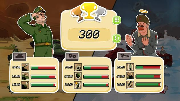 Tank Battle : War Commander screenshot 3