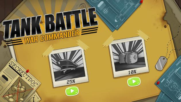 Tank Battle : War Commander screenshot 4