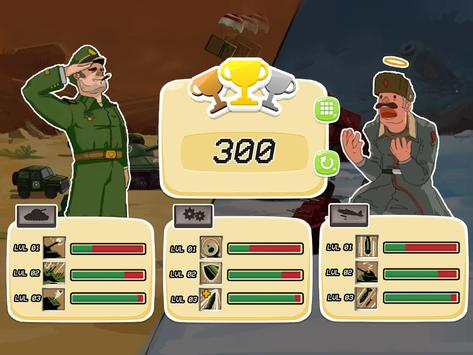 Tank Battle : War Commander screenshot 8