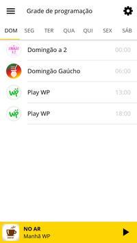 Rádio WebPutz screenshot 2