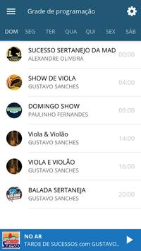 Web Radio Mega Ipuanense screenshot 2