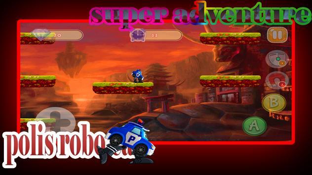 Super little Poli Robot car screenshot 8