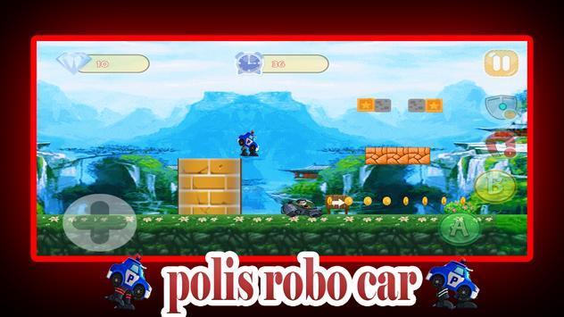 Super little Poli Robot car screenshot 11