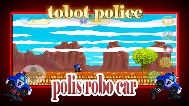 Super little Poli Robot car screenshot 1