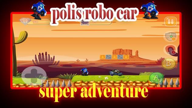 Super little Poli Robot car screenshot 3