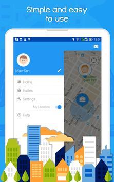 Семейный GPS Локатор Моя Семья скриншот 13