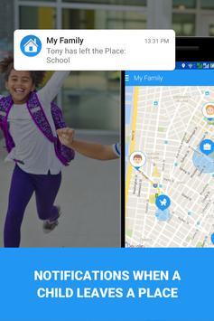 Семейный GPS Локатор Моя Семья скриншот 3